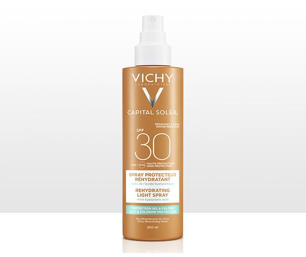 Beach Protect - Spray antideshidratación - FPS 30