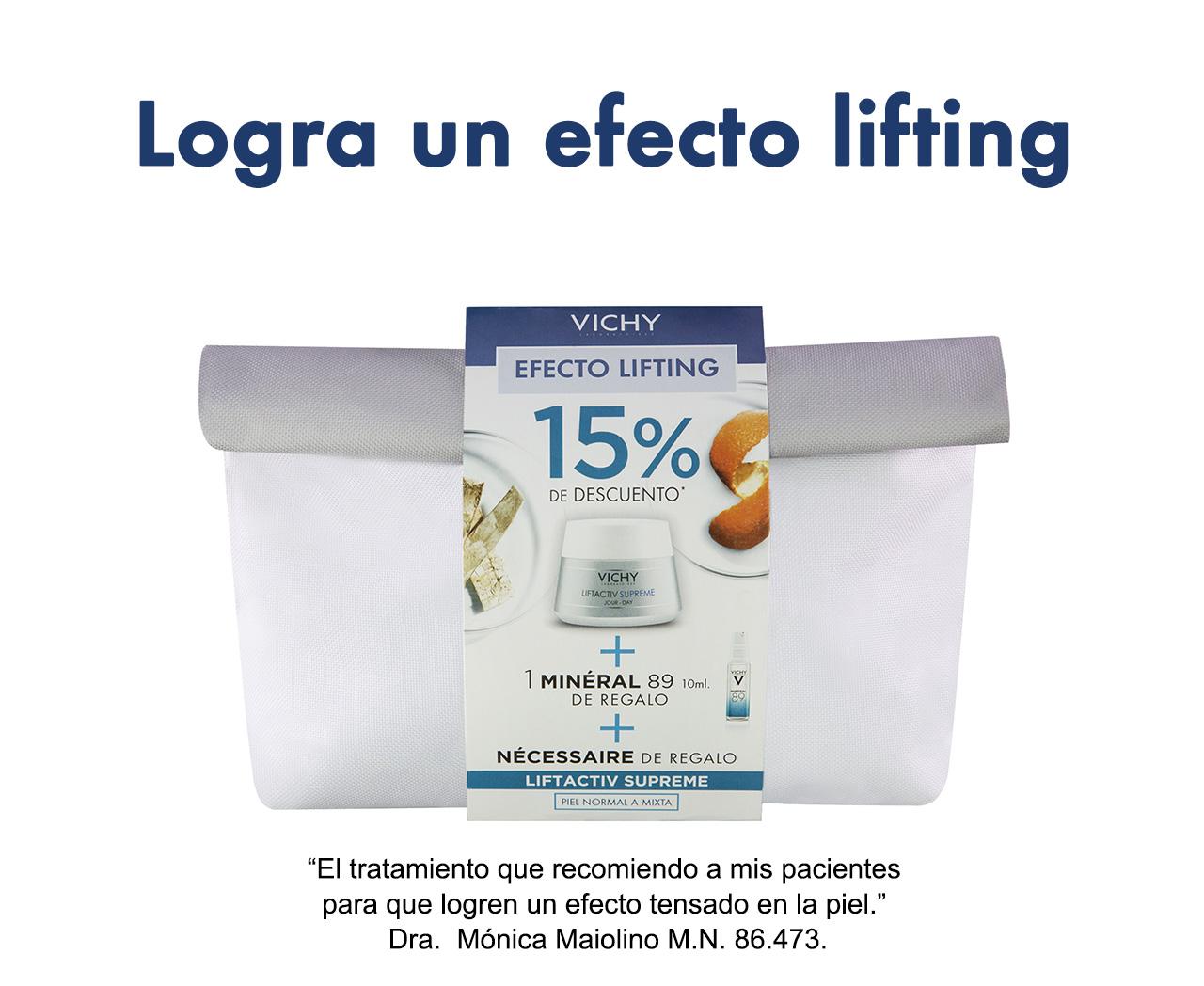 Liftactiv Supreme Piel Normal a Mixta+ Minéral 89 de REGALO