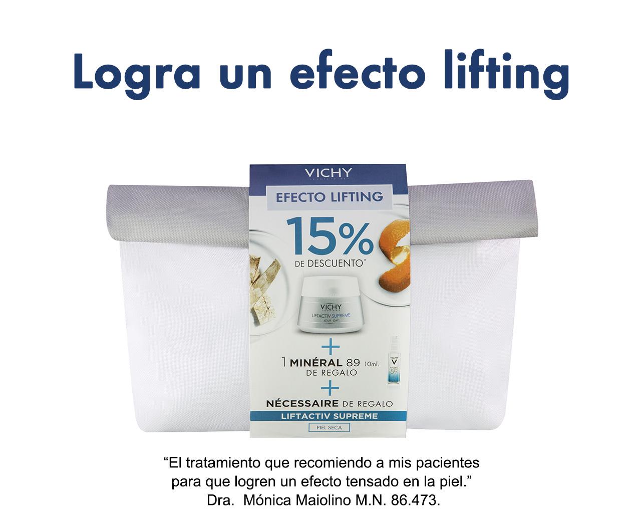 Liftactiv Supreme Piel Seca + Minéral 89 de REGALO