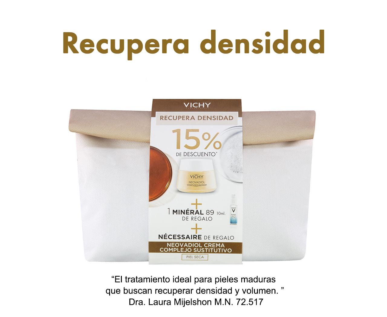 Neovadiol Complejo Sustitutivo Piel Seca + Minéral 89 de REGALO