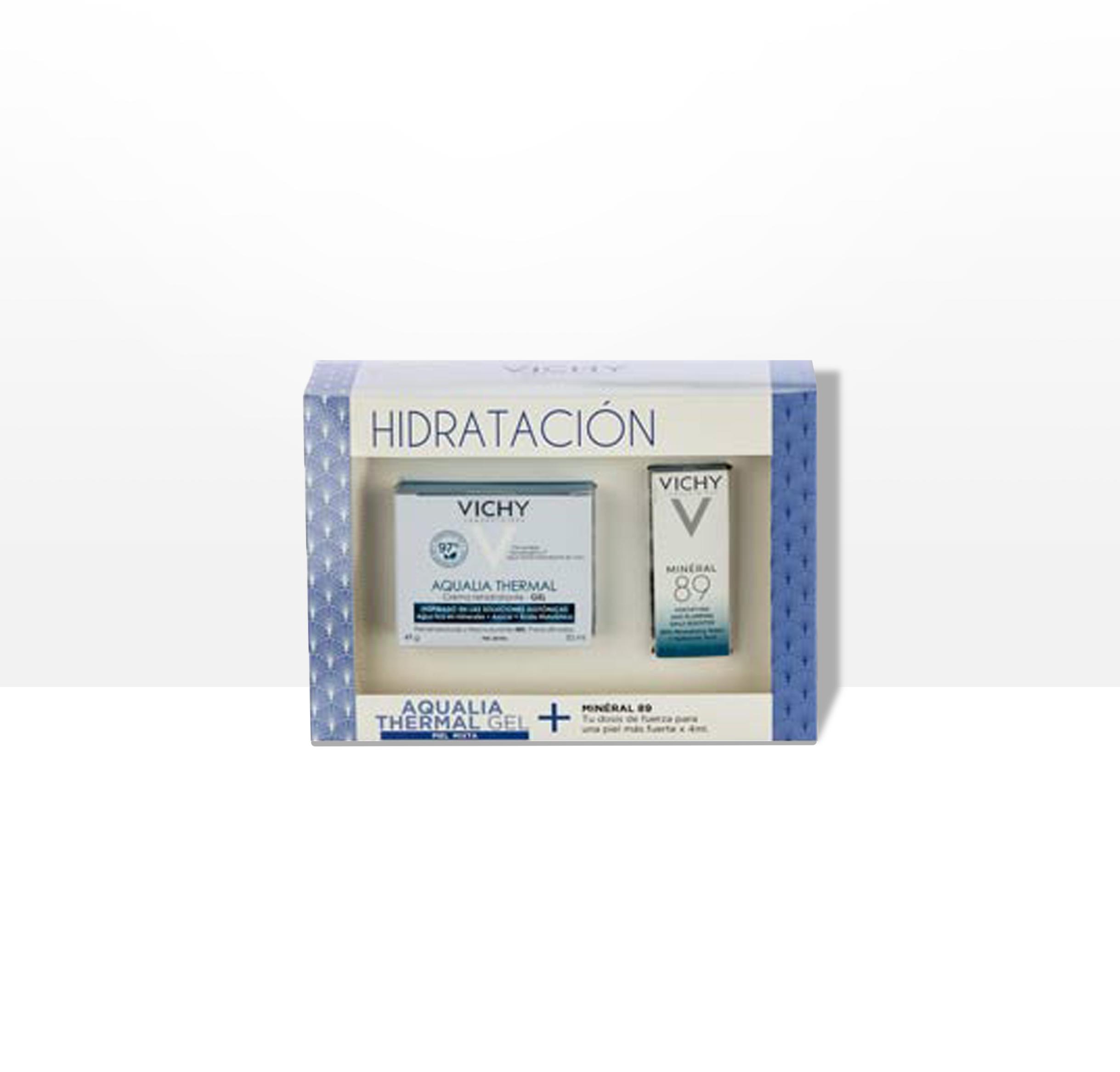 Vichy Cofre Aqualia Thermal Gel Hidratante