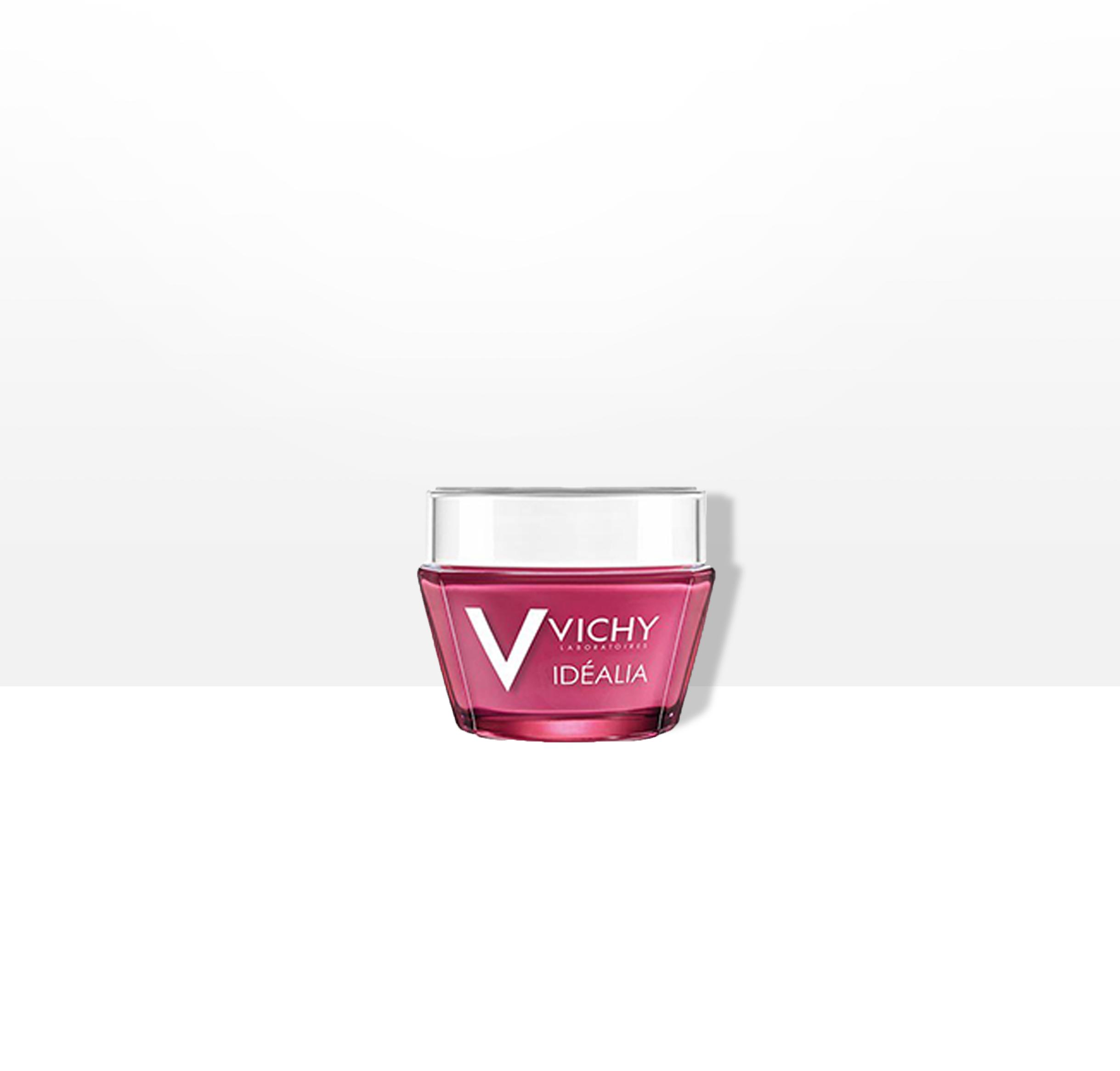 Vichy Cofre Crema Idéalia Piel Seca