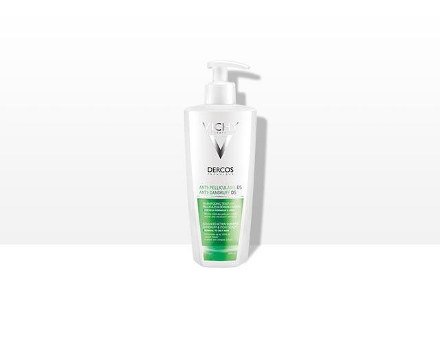 e82881ac92e Shampoo anticaspa para el cabello normal a graso DERCOS - Vichy ...