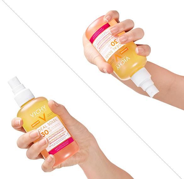 Agua Protectora Solar FPS 30 - Antioxidante