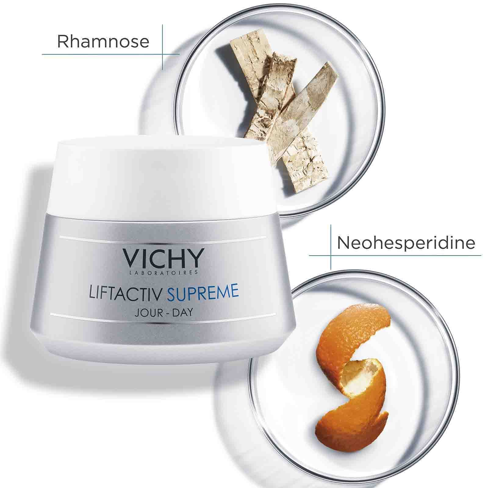 LIFTACTIV SUPREME TRATAMIENTO ANTIARRUGAS Y FIRMEZA CONTINUO. PIEL NORMAL A MIXTA.