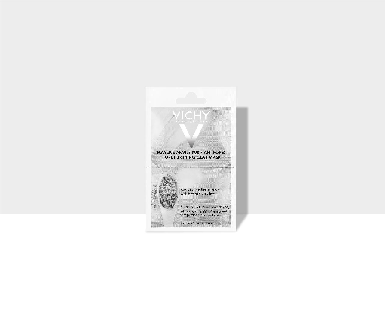 Arcilla Purificante - Sachet x12ml