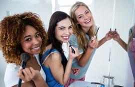 Todos los trucos del maquillaje para pieles con imperfecciones 2