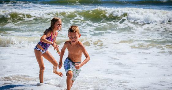¿Cómo prevenir la insolación en los chicos?