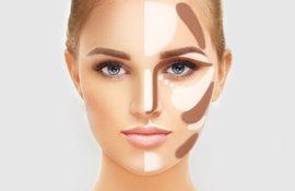 El contouring: Cómo esculpir el rostro en 5 minutos 2