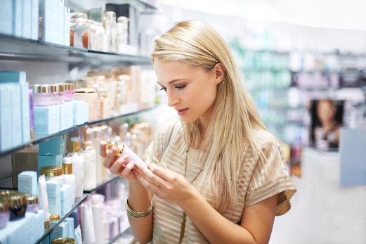 Buenos y malos componentes para el cuidado de la piel