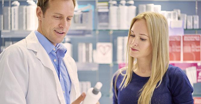3 razones para consultar en la farmacia si tenés el cuero cabelludo sensible