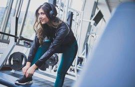 Mantenete en forma durante la menopausia
