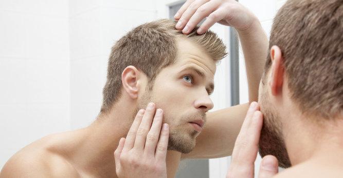Caída del cabello en los hombres: 4 trucos que no fallan