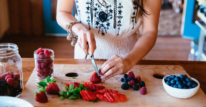 Los mejores alimentos para cuidar a las pieles maduras