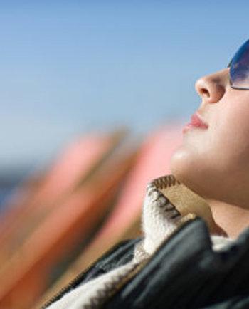 Exposición al sol de invierno: hacelo de forma segura